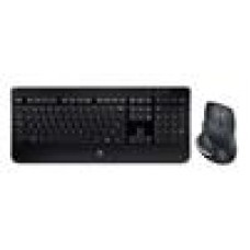 Logitech MX800 Wireless Keyboard & Mouse Combo Laser Tracking Hyper-fast Scroll and programmable button - 920-006244 (LS)