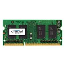 Crucial 4GB (1x 4GB) DualVoltage SODIMM DDR3-1600, 1.35/1.5V - OEM Packaging (LS)