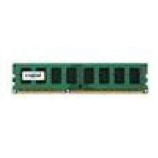(LS) Crucial 4GB (1x4GB) DDR3 1600MHz ECC Unbuffered UDIMM CL11