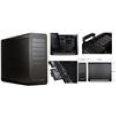 (LS) USB3.0 Silverstone FT02B Case Full Black,, Support CEB MB