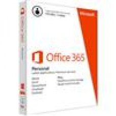 (LS) MS Office 365 Personal Sub 1Yr Medialess, 1 Yr Subscription