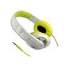 Connectland Lime Headphone