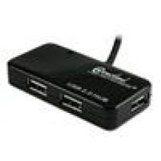 Connectland 4 Port USB2 Hub