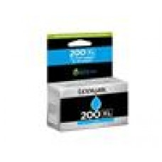 Lexmark Cyan Ink Cartridge 600 Page, Suit S305/505/Pro205