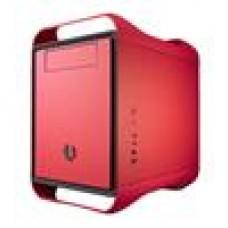 BitFenix Prodigy ITX Red 2x USB3 ATX-PSU SoftTouch