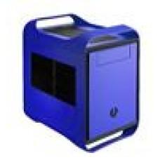 BitFenix Prodigy Mini-ITX Blue 2x USB3 ATX-PSU SoftTouch (LS)