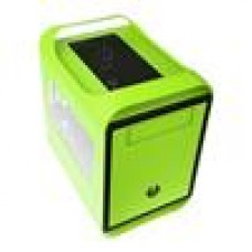 BitFenix Prodigy Mini-TX Window Green 2xUSB3 ATX-PSU SoftTouch