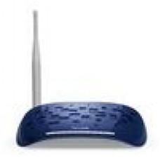 TP-Link TD-W8950N (LS->TD-W8960N) N150 Wireless N ADSL2+ Modem Router 2.4GHz (150Mbps) 1x100Mbps LAN/WAN 3x100Mbps LAN RJ11 1x5dBi