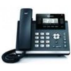 Yealink 3 LineMono IP Phone 2xGbE/Greyscale/PoE Support