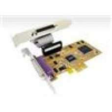 Sunix PCIE 2 Port Parallel PCIE Card Low Profile