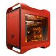 BitFenix Prodigy mATX Case with Red Side Window USB3.0 SoftTouch (LS)