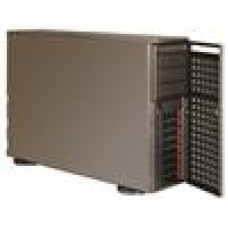 Supermicro E5 Dual Socket Mainstream Server, E5-2603v4, 1x 16GB DDR4 Ecc Reg (2/16), 2x 300GB 15K SAS, LSI3108, 920W (2/2)