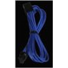 BitFenix 45cm Sleeved 8pin EPS Blue  EPS 12V  Extension Cable (LS)