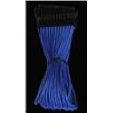 BitFenix 45cm Sleeved ATX Cbl Blue 24Pin ATX Extension (LS)
