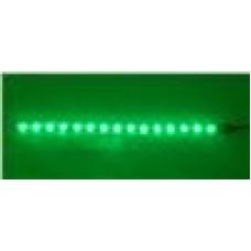 BitFenix 30CM Green LED Strip 15x 5050 Top SMD 3.6w (LS)