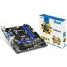 MSI B85M-E45 MATX Motherboard 4K UHD S1150,DDR3,SATAIII,USB3 (LS)