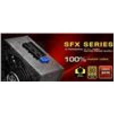 Silverstone 500W SFX-L 80+ Gold w/ATX Bracket Fully Modular 80mm FAN SFX PSU 3 Years Warranty (LS)