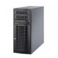 Supermicro E5  Single Socket Workstation,  E5-2603 v4 (1/1), 16GB DDR4 2133MHz ECC Reg (1/8), 128GB M.2 SSD + 4x Fixed HDD, 2x GigE, Fixed 500w