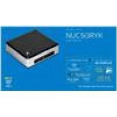 Intel NUC mini PC i3-5010U 2.1GHz 2xDDR3L SODIMM M.2 SATA/PCIe SSD mDP mHDMI 3xDisplays GbE LAN Wifi BT 4xUSB3.0 for Digital Signage POS Kios LS
