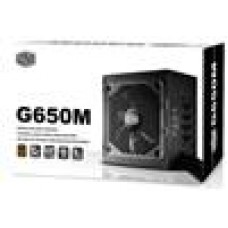 Coolermaster G650M 80+ Bronze Semi-Modular, Single Rail ATX PSU (LS)