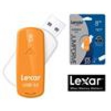 Lexar JumpDrive S33 8GB Swivel USB 3.0 Flash Drive - Upto 95MB/s (LS)