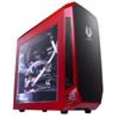 BitFenix Aegis Case w/Display Red, Colour, mATX Case, NO PSU (LS)