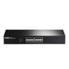 Edimax 16 Pt 10/100 RM Switch