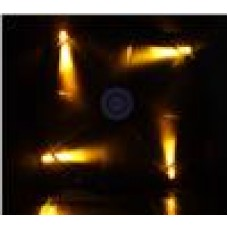 BitFenix Spectre 20cm LED Fan Orange LED w/ Tranparent Frame (LS)