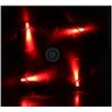 BitFenix Spectre 20cm LED Fan Red  LED w/ Tranparent Frame (LS)