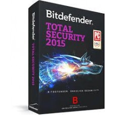 Bitdefender Total Security OEM 2015 OEM 1user 1year