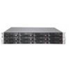 Supermicro 2U Server Chassis 1+1 920W RPS, 12x 3.5