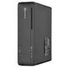 Silverstone FTZ01 Black HTPC Mini-ITX/Mini-DTX, Alu unibody (LS)