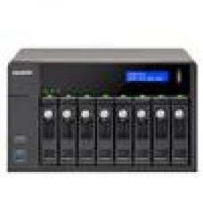 QNAP TVS-871 i5,  8x Bay NAS i5-3.0GHz, 8GB, 4xGbE, 5x USB
