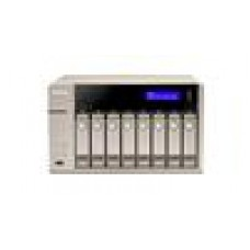 QNAP TVS-863+ 8Bay NAS Twr AMD 2.4GHz/4GB/2xGbE/2xHDMI