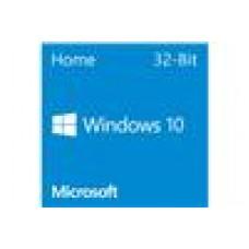 Microsoft Windows 10 Home 32bit OEM Eng Intl 1pk DSP OEI DVD