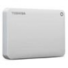 (LS) Toshiba 1TB Canvio White USB3.0 External 2.5 Hard Drive