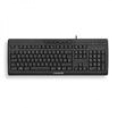 (LS) Cherry Stream Xt Black USB/PS2 corded multimedia keyboard