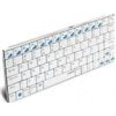 RAPOO E6300 Bluetooth Mini Keyboard - iPad,5.6mmThin,LongBatteryLife (LS)