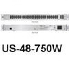 Ubiquiti UniFi 48-port Managed PoE+ Gigabit Switch with SFP+ 750W