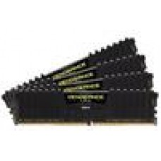 (LS) Corsair 16GB (4x4GB) DDR4 3000MHz Vengeance LPX Black