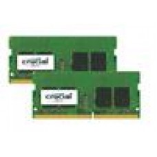 Crucial 32GB (2x16GB) DDR4 2133MHz SODIMM CL15 (LS)