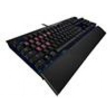Corsair K70 Black Cherry MX Red Mechanical Gaming Keyboard, Backlit Blue LED (LS)