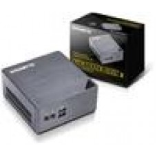 Gigabyte BSi3H-6100 Brix NUC Ultra Compact Barebone Mini PC 0.6L Gen6 i3 6100 2.5