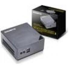 Gigabyte BSi5H-6200 Brix NUC Ultra Compact Barebone Mini PC 0.6L Gen6 i5 6200 2.5