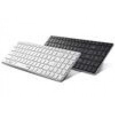 RAPOO 9100P 5GHz Wireless Aluminium UltraSlimKeyboard White (LS)