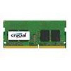 Crucial 16GB (1x16GB) DDR4 2400MHz SODIMM CL17