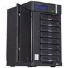 Infortrend 8 Bay NAS Tower i3 3.3Ghz/4GB/6xGbE/7xUSB/eSAT