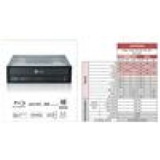LG BH16NS55 16x SATA Internal Blu-Ray Drive Burner - Slient Jamless Play M Disc