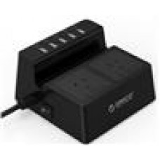 ORICO 2 AC Outlets 5 USB Ports Surge Protector