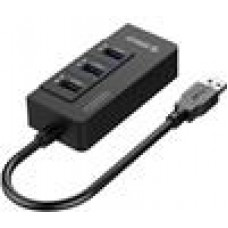 ORICO 3 Port USB3.0 Hub with Gigabit Ethernet Converter